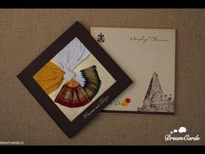 Handmade Indian Wedding Card Making Video How A Indian Handmade Wedding Inv In 2020 Indian Wedding Cards Wedding Invitation Card Design Handmade Wedding Invitations