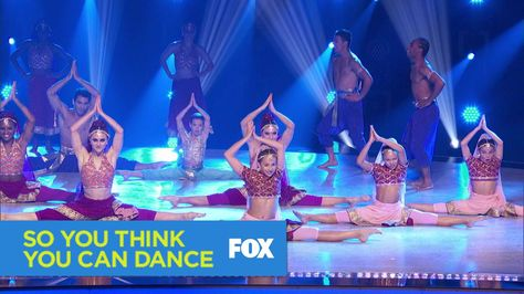 """The Top 10 & The All-Stars Perform from """"The Next Generation: Top 10 Per..."""