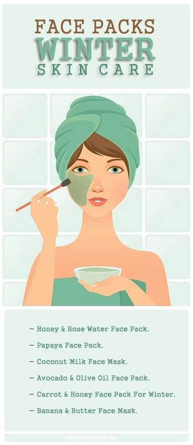 9 Best Homemade Face Packs For Winter Skin Care Styles At Life Winter Skin Care Winter Skin Homemade Face Pack