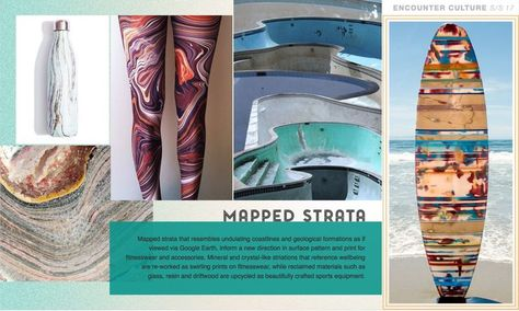 Mapped Strata Encounter Culture | Trends s/s 2017 | Pinterest ...