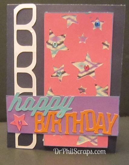 26 Cricut Birthday Card Ideas - Scrappin's A Hoot