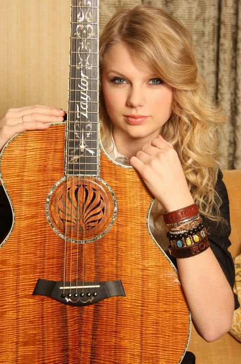 Guitar Girl Magazine Taylor Swift Pledges Four Million Dollars to the Country Music Hall of Fame and Museum