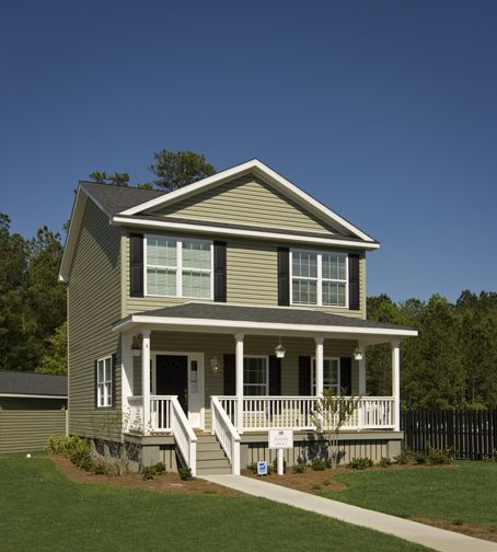 60 best Exterior photos from All American Homes images on ...
