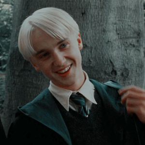 stuff — draco malfoy and hermione granger icons // order. Draco Harry Potter, Harry Potter Icons, Harry Potter Characters, Fictional Characters, Draco Malfoy Aesthetic, Slytherin Aesthetic, Tom Felton, Hogwarts, Drago Malfoy