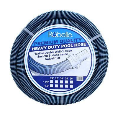 Other Pool Cleaning 181066 Robelle Heavy Duty Pool Hose Buy It Now Only 60 7 On Ebay Other Cleaning Pool Hoses Pool Vacuum Hose Swimming Pool Vacuum