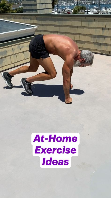 At-Home  Exercise Ideas
