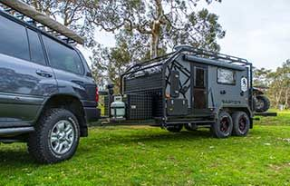 Royal Flair Caravans Raptor Chapman Caravans Fahrzeuge