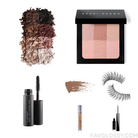 Makeup Collection With Lorac Eyeshadow Bobbi Brown Cosmetics Mac Cosmetics Mascara And Eyebrow Makeup From September 2016 #beauty #makeup