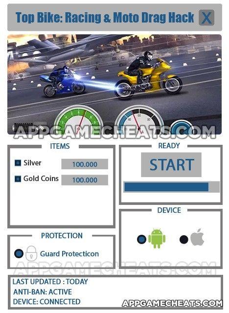 Top Bike Racing Moto Drag Hack Download 2020 Racing Bikes