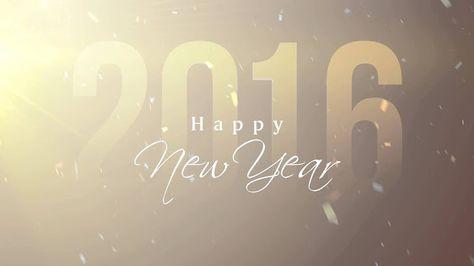 New Year 2016 Clip Art