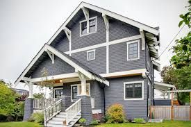 Image Result For Belly Band Trim House Craftsman Exterior Craftsman Style Exterior Grey Exterior