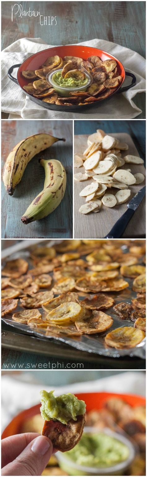 2 ingredient plantain chips, super crispy plantain chips, how to make plantain chips, whole30 plantain chips, whole30 recipe #plantainchips #plantains