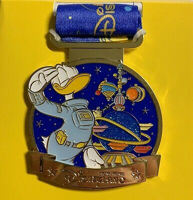 Donald Duck Halloween Trading Pin 2020 Ad eBay Url) Exclusive Donald Duck pin and medal set from Hong