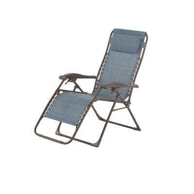 Mix And Match Zero Gravity Sling Outdoor Chaise Lounge Chair In