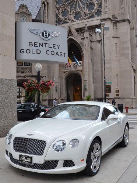 Used 2012 Bentley Continental Gt Chicago Il Bentley Car Bentley Continental Gt Bentley