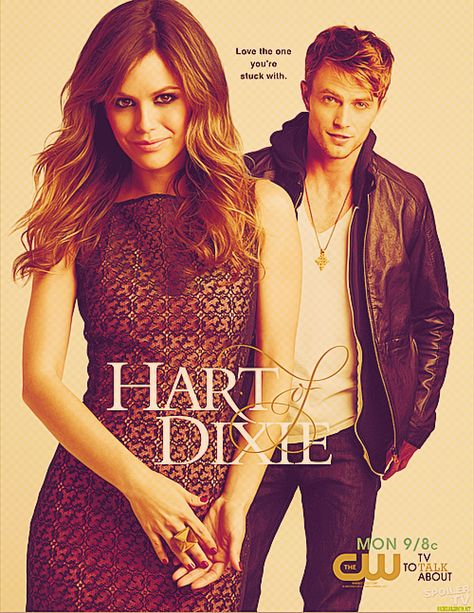 Hart of Dixie - recently discovered this show. I'm stuck on it now
