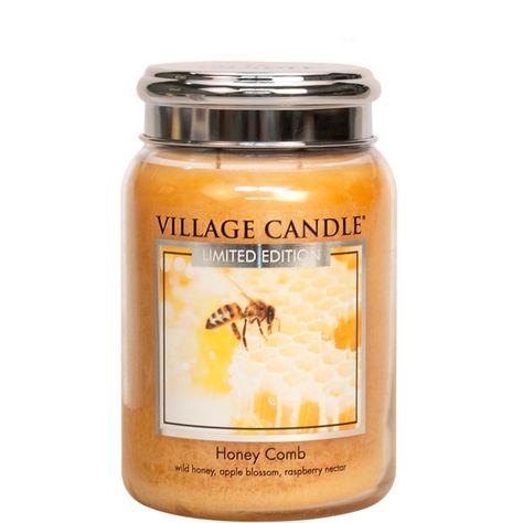 262g Village Candle Duftkerze Tradition Orange Cinnamon