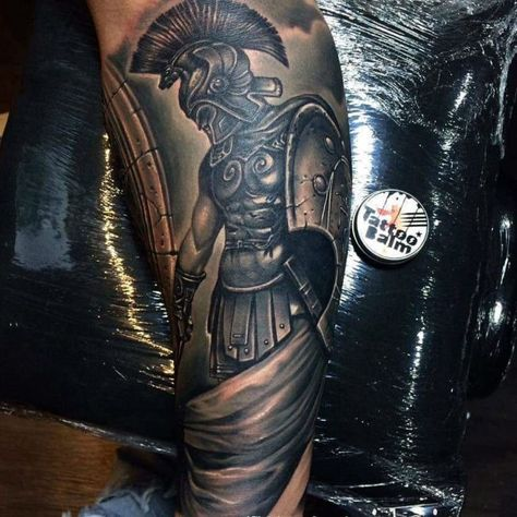 Legendary Spartan Tattoo Ideas - Discover The Meaning