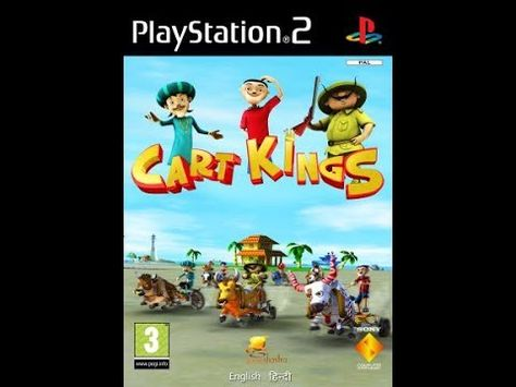 Cart Kings Gameplay Ps2 Let S Play India Only Release Ps2 Psp