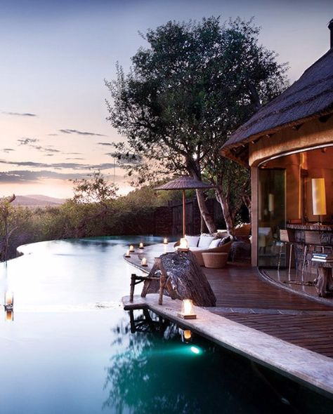 Molori Safari Lodge, South Africa