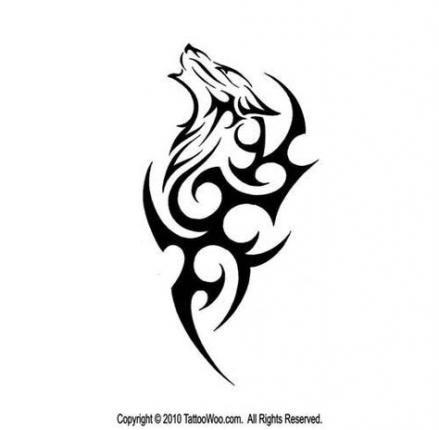 Super Tattoo Simple Wolf Design Ideas Tribal Wolf Tattoo Tribal Tattoo Designs Wolf Tattoo Design