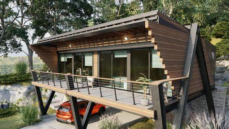 Cabaña BROWNWOOD 2.0