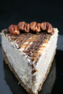 Brown Sugar and Toasted Pecan Cheesecake