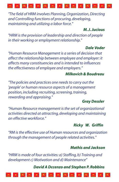 103 best Human Resource Management images on Pinterest Human - human resource management job description