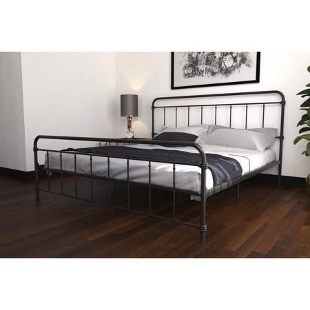 Home Metal Platform Bed Bed Furniture Bed Frame