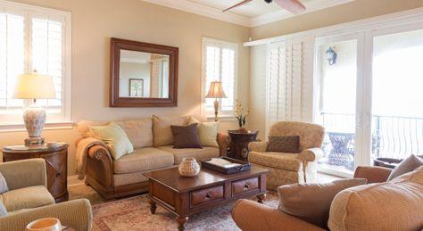 Circular furniture arrangement #goodluck #decortips