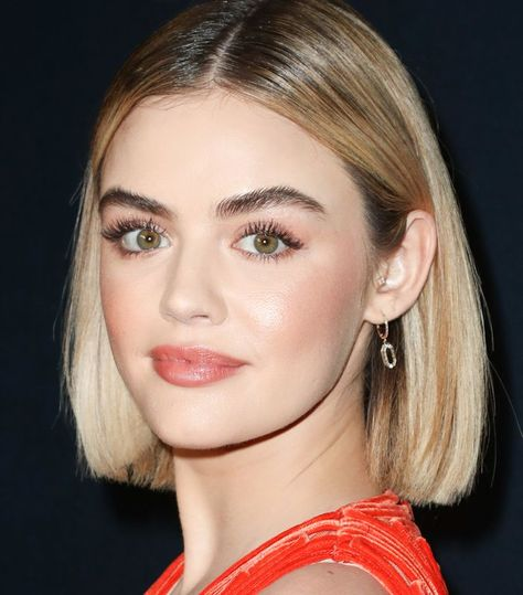 Light Brown Hair: Lucy Hale