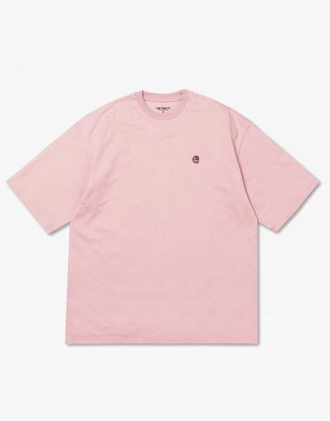 high quality performance sportswear great quality Carhartt C-heart t-shirt soft rose (extra small) | Carhartt ...