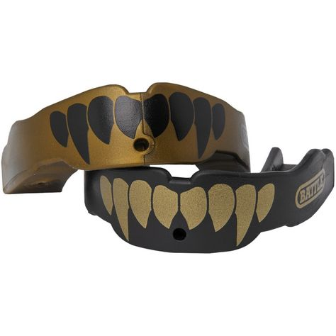 Shield Sports Braces Mouth Guard with Strap 2 Pack