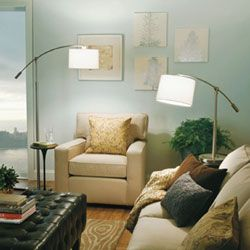 Maybe something like this for the sofa? | Living Room Lighting ...