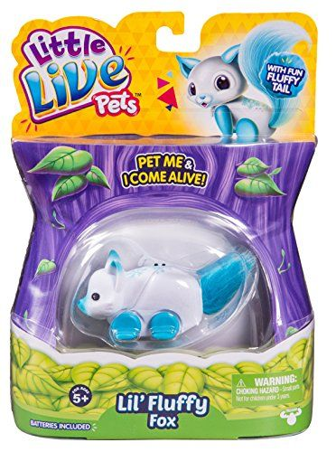 Little Live Pets S1 Lil Fluffy Friends Single Pack Fro Https