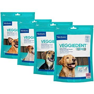 Veggie Dent Cet Chews For Dogs Size Medium 10 30kg Amazon Co Uk Pet Supplies Pet Supply Stores Pet Supplies Pets