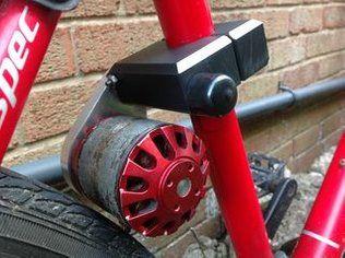 Friction Drive Build For Bikes Bike Build A Bike Electric Bike