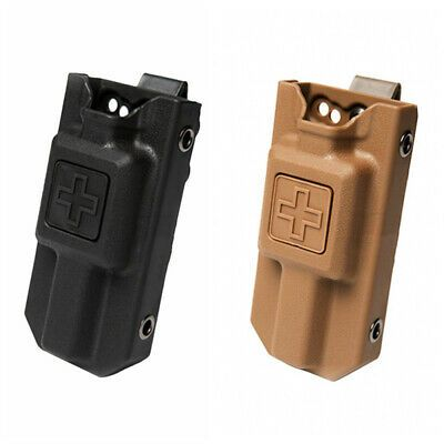 Tourniquet Carrier Bandages Pouch Holder for Outdoor Rescue Supplies