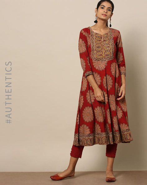 ajio fashion kurtis