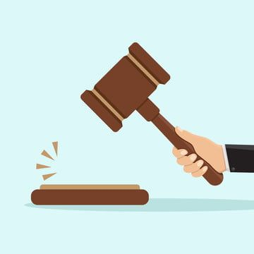Hammer Judge Flat Design Gavel Hammer Icons Judge Icons Png And Vector With Transparent Background For Free Download Ikon Palu Desain