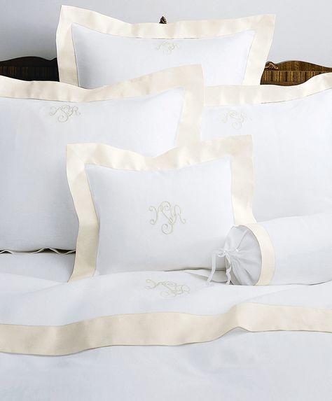 Buy Pratesi Chain Embroidery Pillowcase