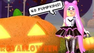 Pumpkin Counting Contest Answer Trying For Haunted Halo