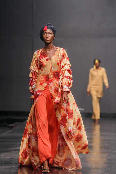 Heineken Lagos Fashion Week 2018 – Runway Day 2: House of Kaya - BellaNaija