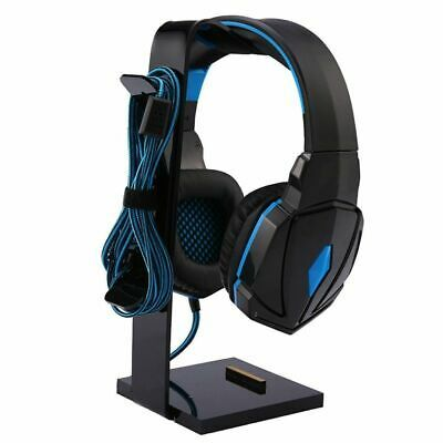Gaming Headphone Stand Base Cradle For Apple Ipad Accessories In 2020 Headset Stand Headphone Stands Headset Holder