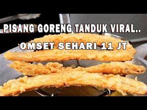 Pisang Goreng Tanduk Viral Youtube Ide Makanan Makanan Resep Makanan Pembuka