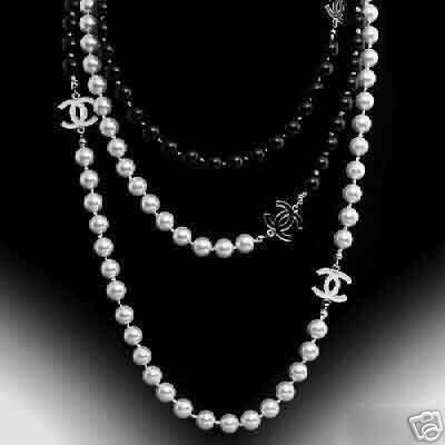 Chanel pearls go with everything! by angela
