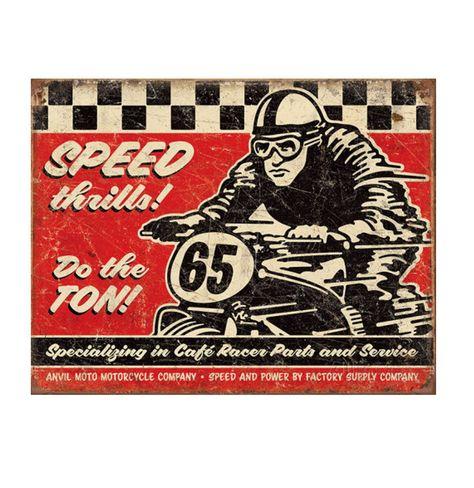 DEVIL Metal Demon Skull Wall Art Garage Hot Rat Rod Motorcycle Plasma Cut