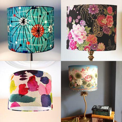 58 Best paralumi images | Diy lamp shade, Lampshades, Lamp