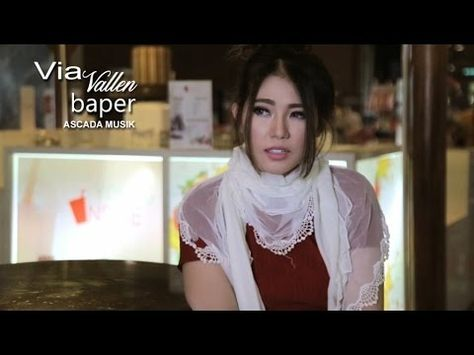 via vallen baper ٩ indonesia music 2017 pinterest musik and youtube