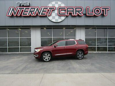 Ebay Advertisement 2017 Gmc Acadia Awd 4dr Denali 2017 Gmc Acadia